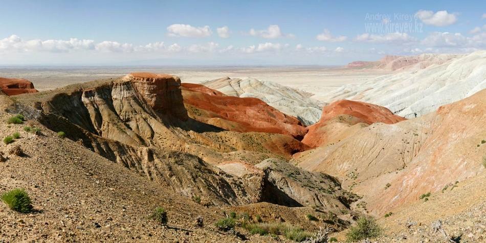 Авто-экспедиция в Казахстан